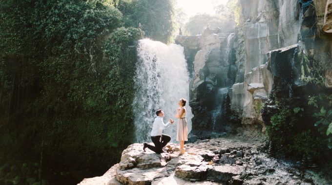 bali proposal photography
