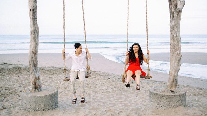 bali swing engagement