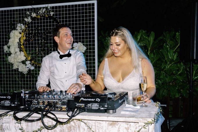 bali wedding dj