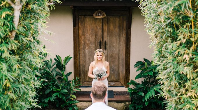 best places to elope in bali