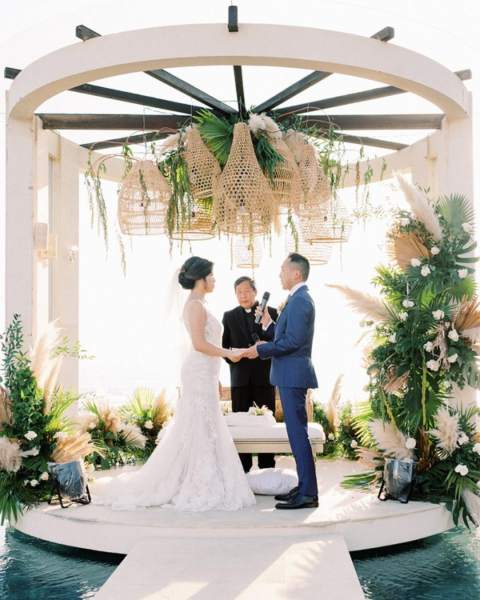 best seminyak luxury wedding villas