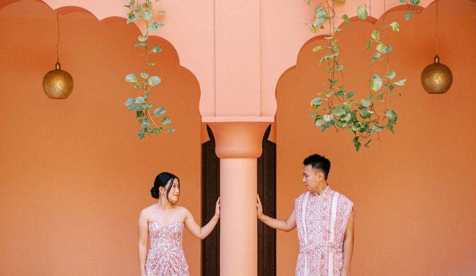 bali indoor prewedding