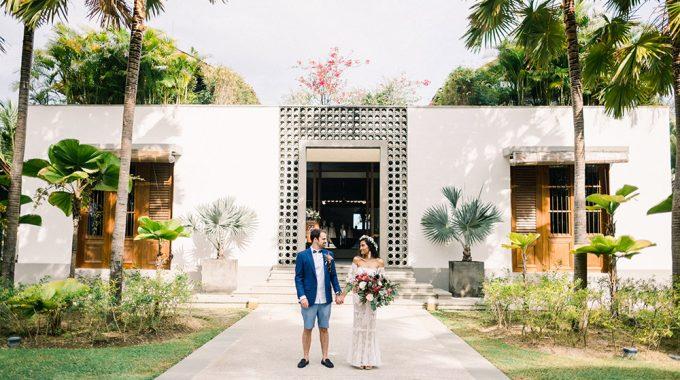 bohemian bali wedding at jeeva saba