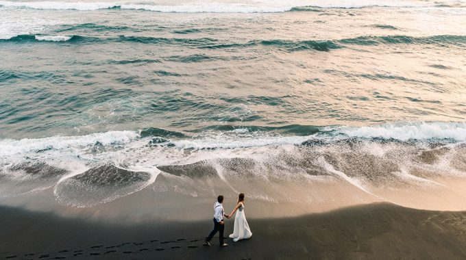 canggu honeymoon photography