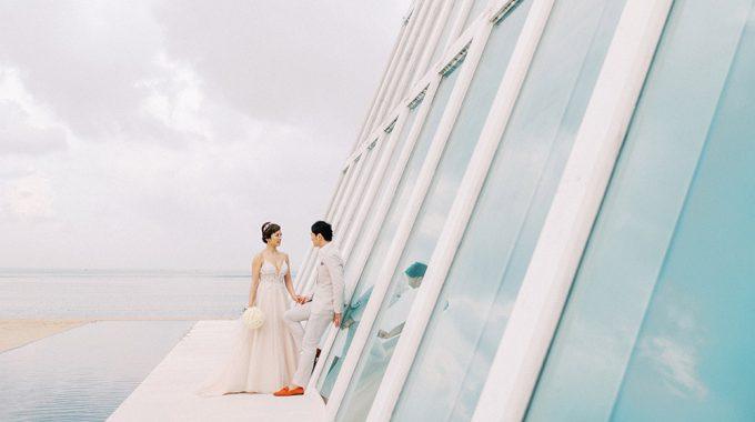 conrad bali wedding photography