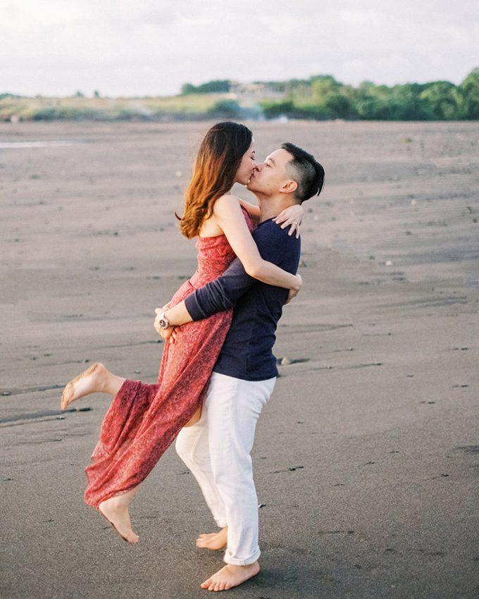 couple photoshoot in canggu