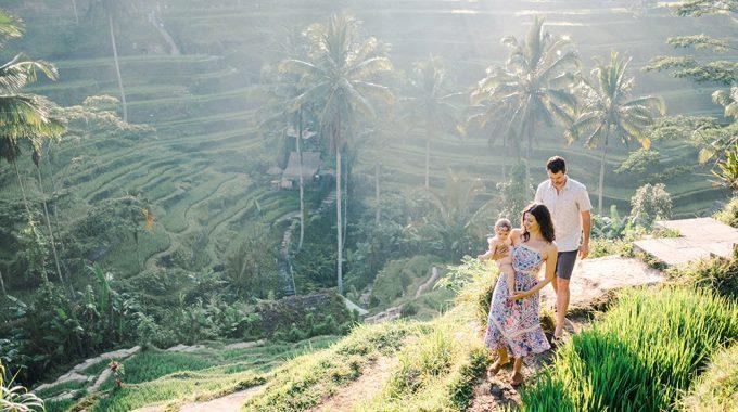 family photography in ubud