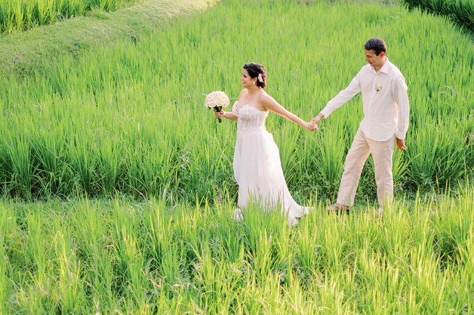 four seasons ubud elopement