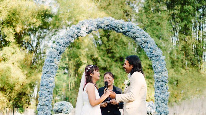 gorgeous bali wedding venue