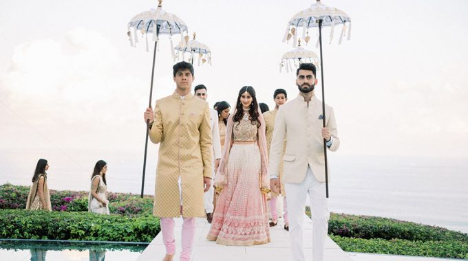 hindu indian wedding in bali