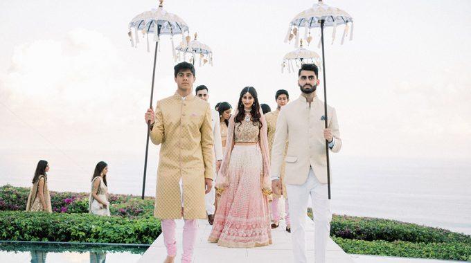 hindu indian wedding in bali