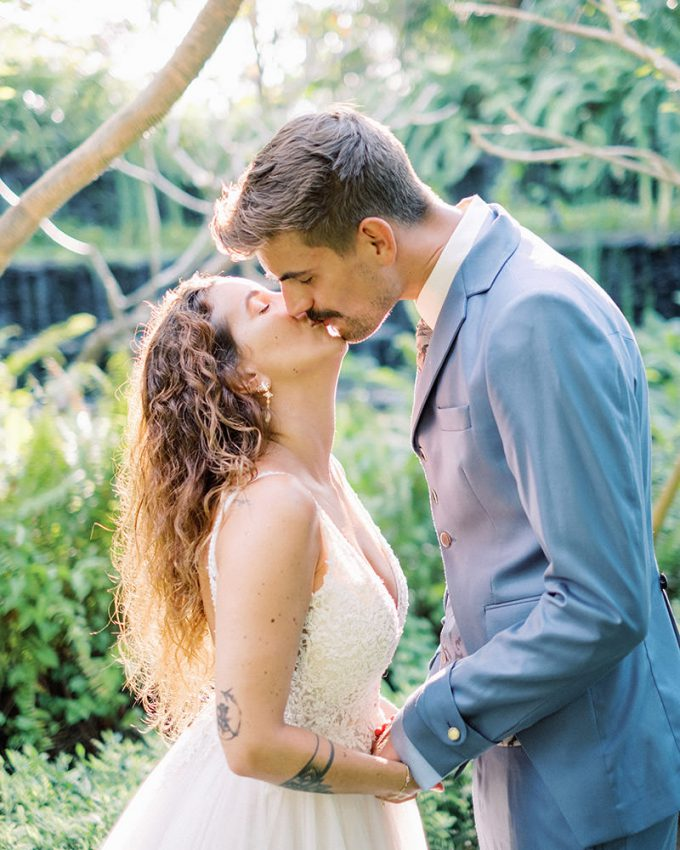 intimate bali honeymoon session