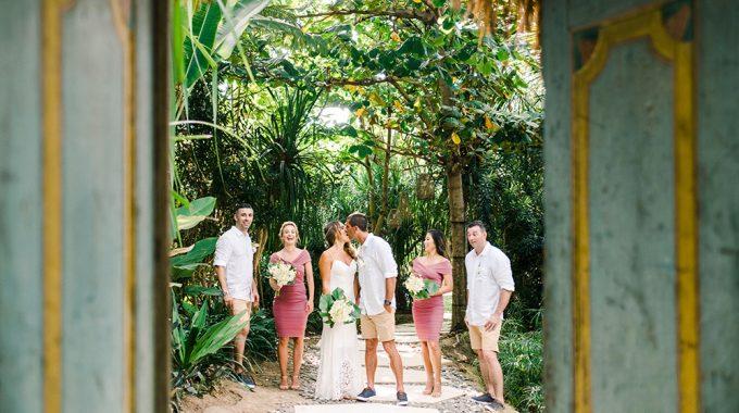 komune resort wedding