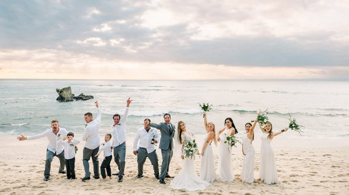 lembongan island bali wedding destination