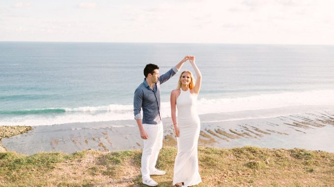 Newlywed Honeymoon Photography in Bali