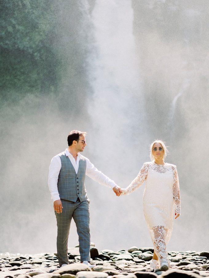 peaceful Ubud honeymoon locations
