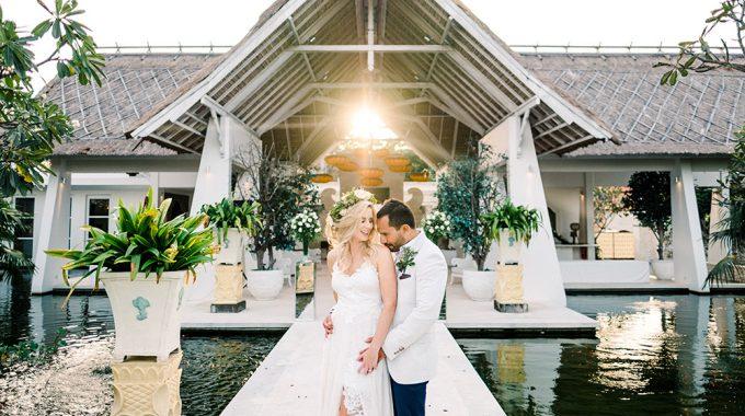 puri temple hill bali wedding photography