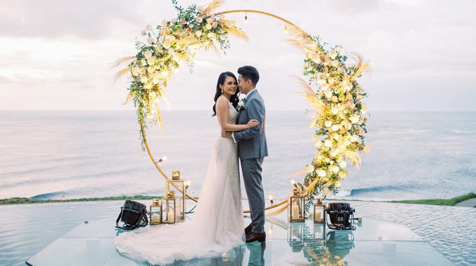 real wedding at kamaya bali