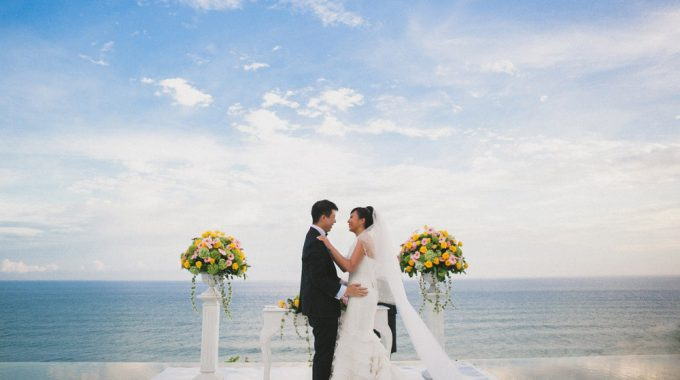destination bali wedding at the sanctus villa