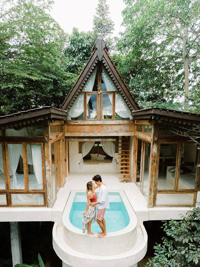Skai Joglo Bali
