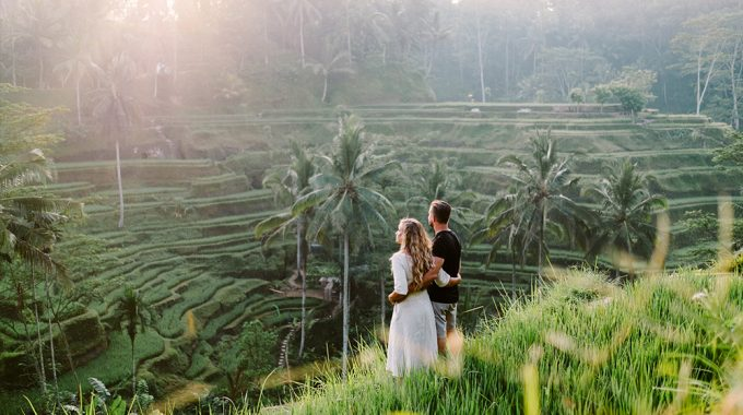tegalalang rice terrace photography
