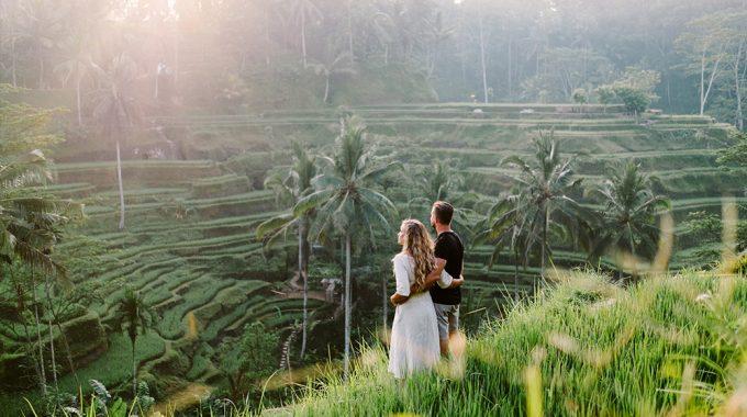 tegalalang rice terrace photography