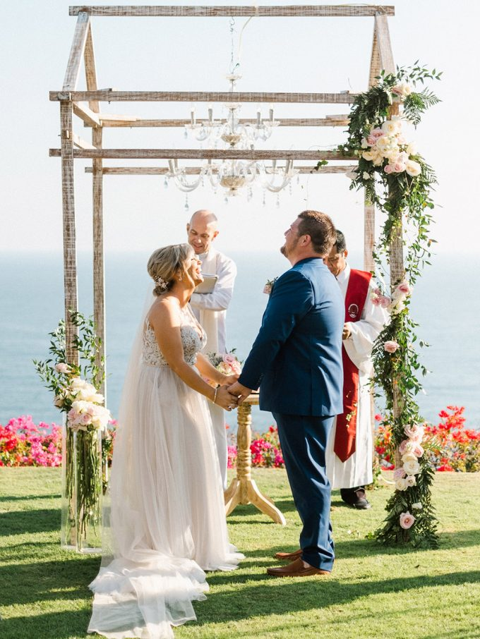 The Ungasan Clifftop Wedding