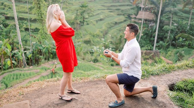 tips for the perfect bali surprise proposal