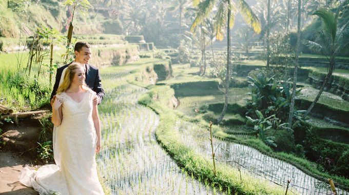 ubud bali honeymoon destination