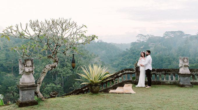 ubud honeymoon session