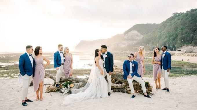 villa karang putih bali wedding