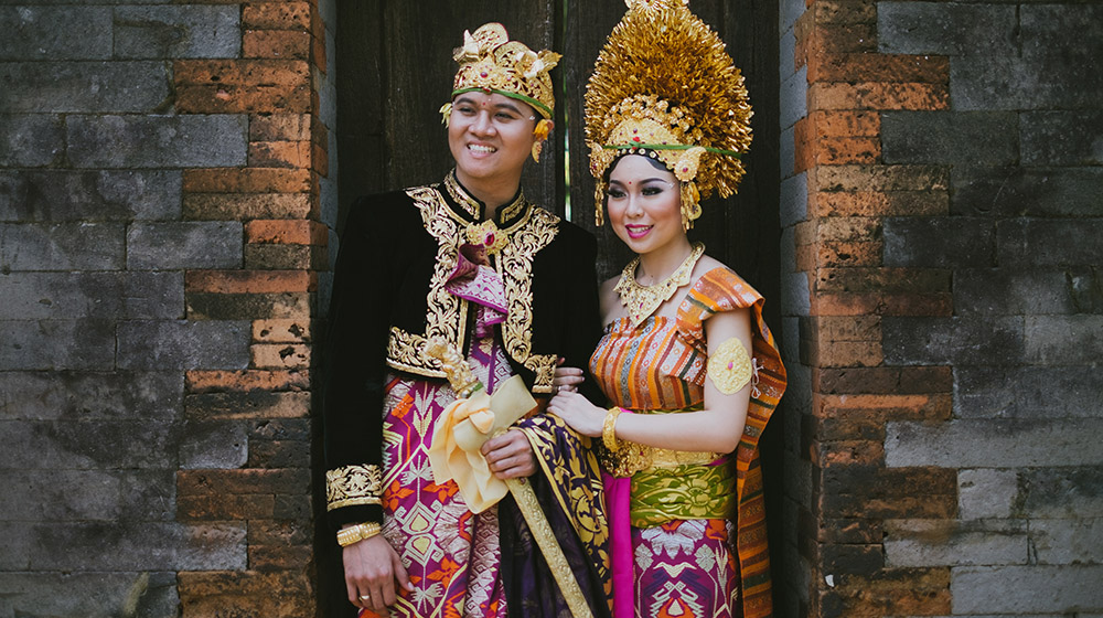 Ananta Gaby Traditional Bali Wedding