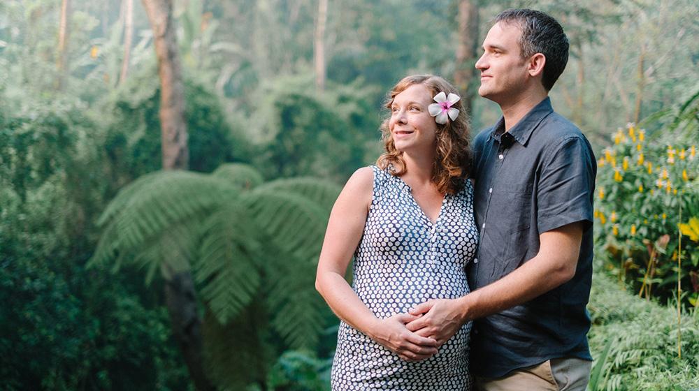 Maternity Photography Ubud Bali